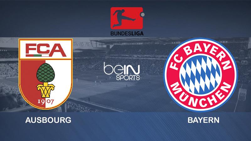 Pronostic Augsbourg Bayern Munich