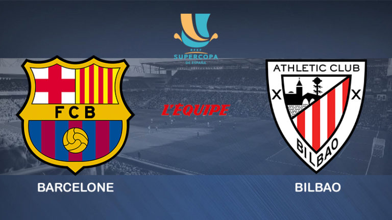 Pronostic Barcelone Bilbao Supercoupe