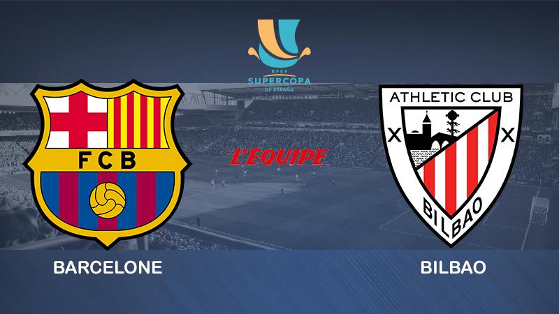 Pronostic Barcelone Bilbao Supercoupe