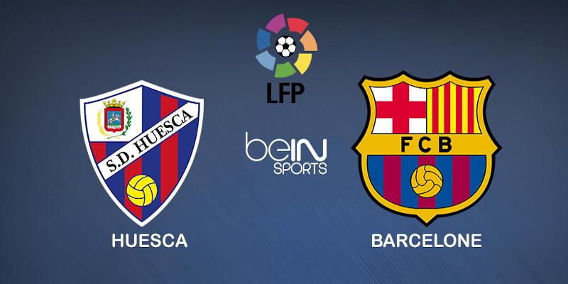 Pronostic Huesca Barcelone
