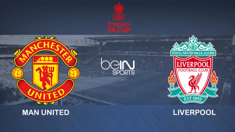 Pronostic FA Cup Manchester United Liverpool