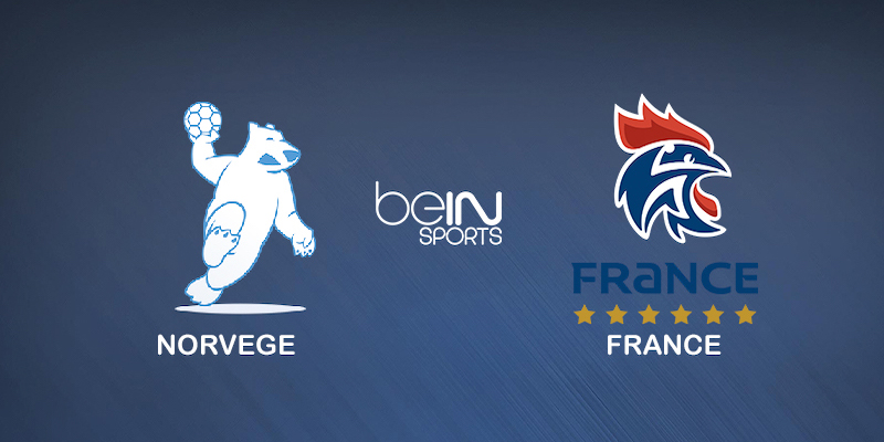 Pronostic Norvège France Mondial Handball 2021