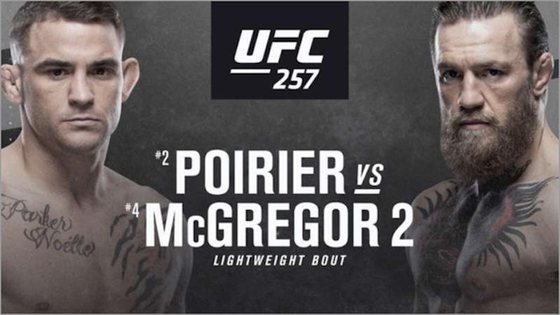 Pronostic Poirier McGregor