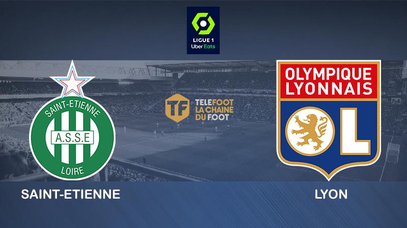 Pronostic Saint-Etienne Lyon