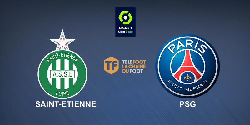 Pronostic Saint-Etienne PSG