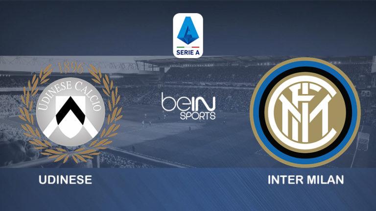 Pronostic Udinese Inter
