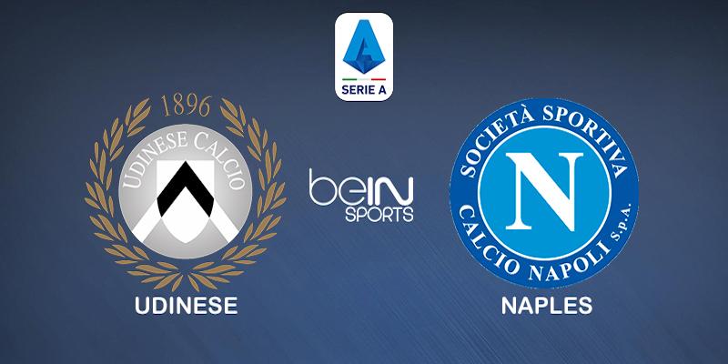 Pronostic Udinese Naples