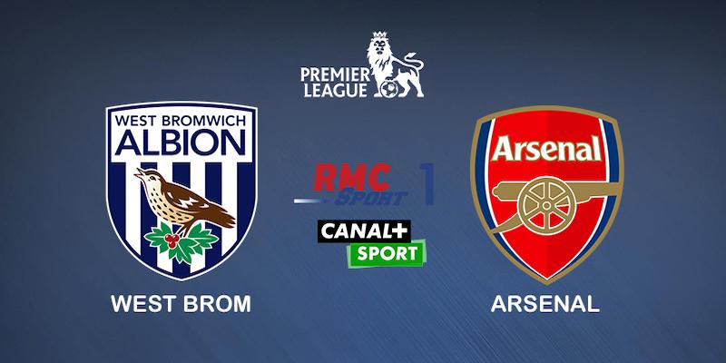 Pronostic West Bromwich Arsenal