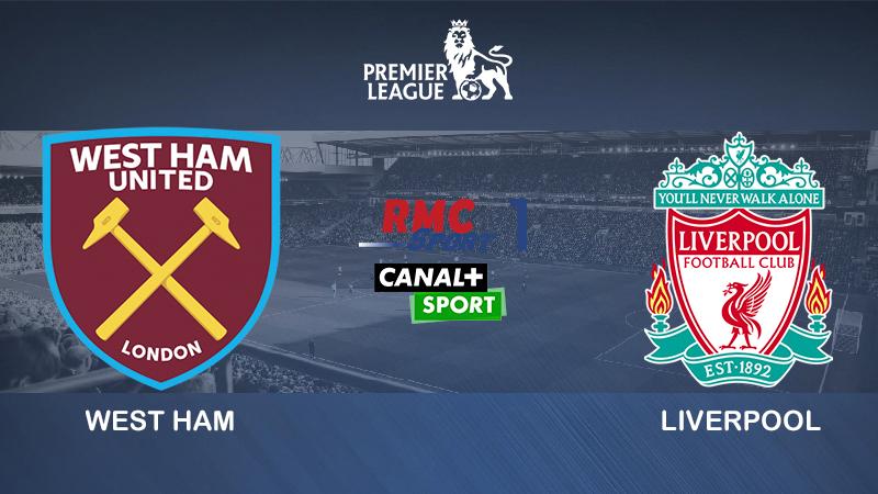 Pronostic West Ham Liverpool