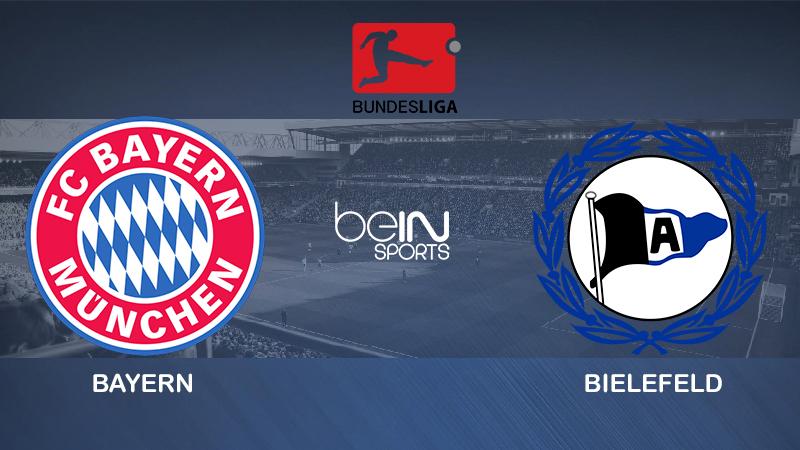 Pronostic Bayern Munich Bielefeld