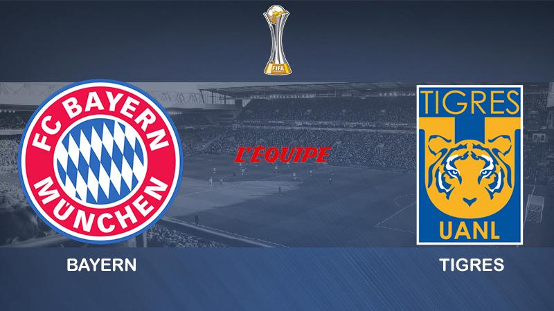 Pronostic Bayern Munich Tigres UANL