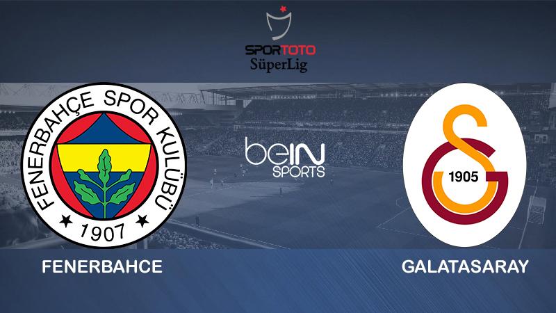 Pronostic Fenerbahçe Galatasaray