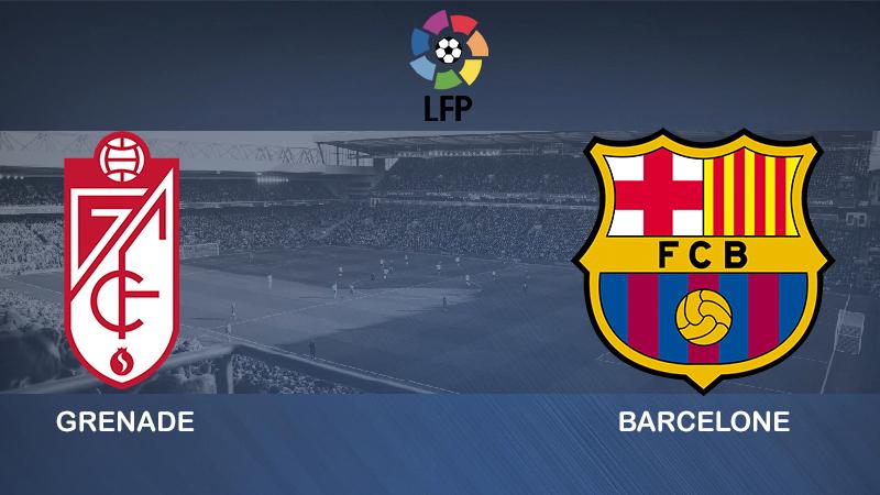 Pronostic Grenade Barcelone Coupe du Roi