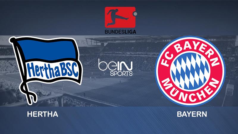 Pronostic Hertha Bayern