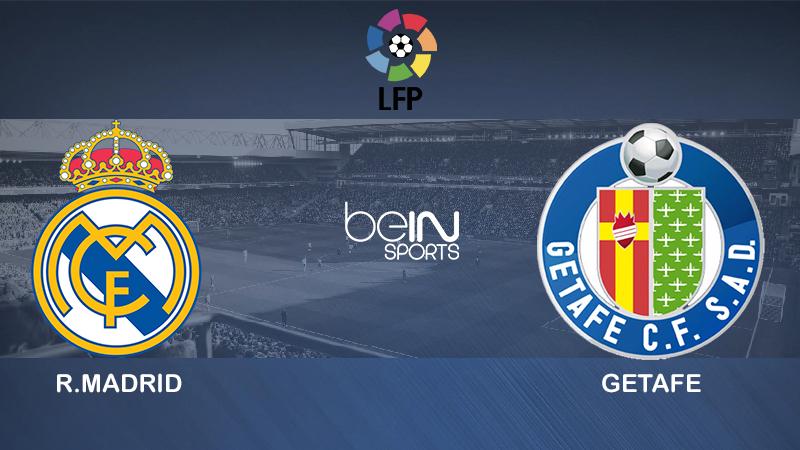 Pronostic Real Madrid Getafe
