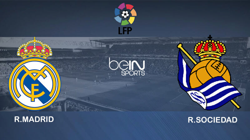 Pronostic Real Madrid Real Sociedad