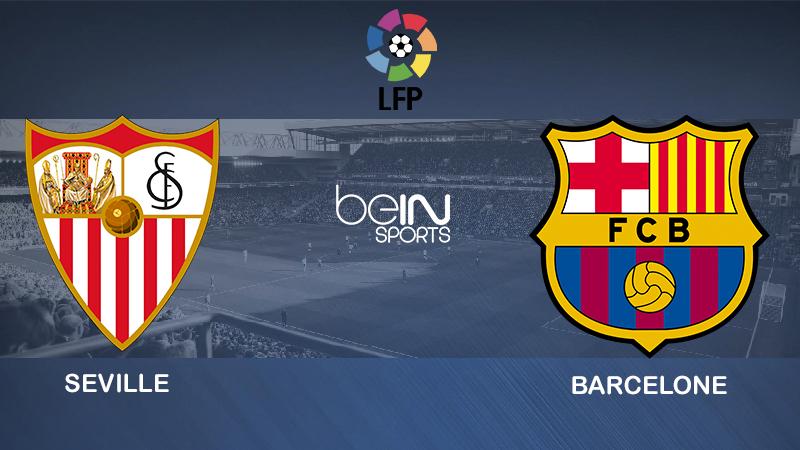 Pronostic Séville Barcelone