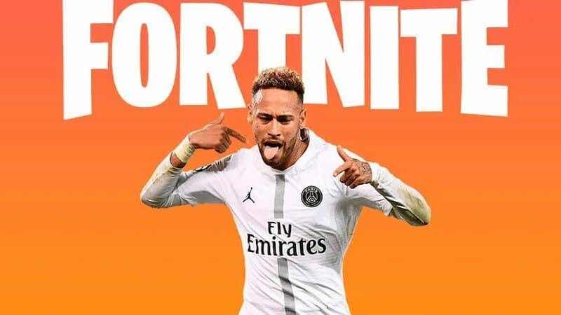 Neymar Fortnite