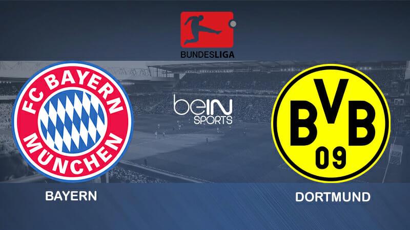 Pronostic Bayern Munich Borussia Dortmund