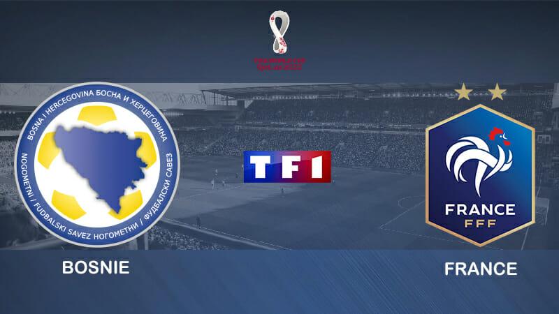 Pronostic Bosnie France