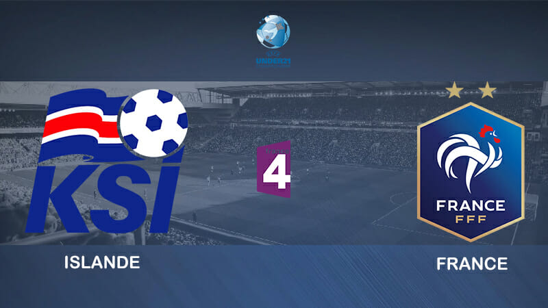 Pronostic Islande France U21