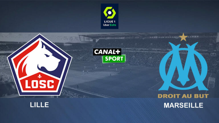 Pronostic Lille Marseille