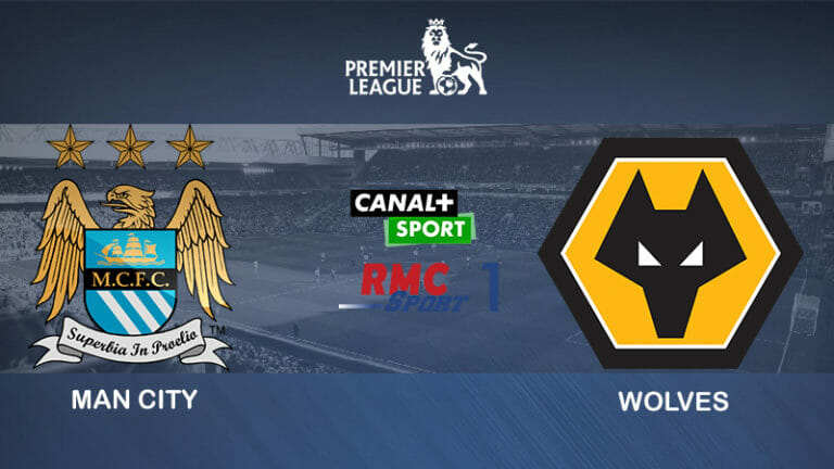 Pronostic Manchester City Wolves