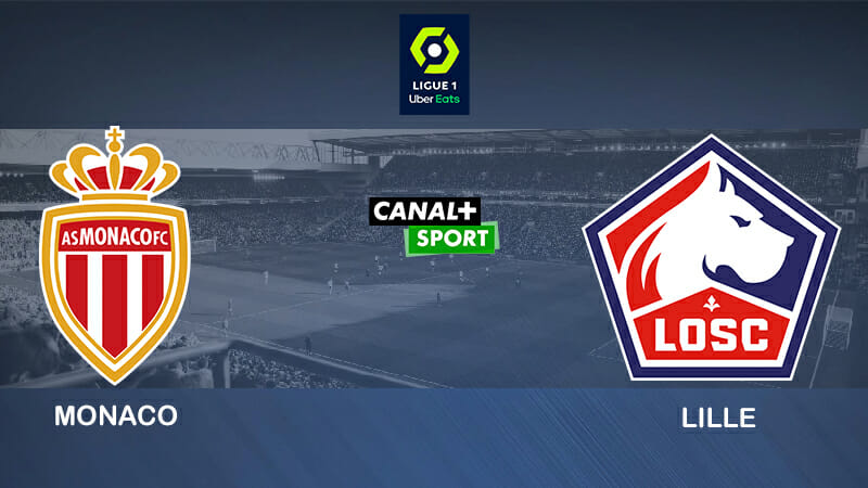 Pronostic Monaco Lille