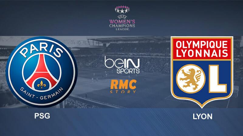 Pronostic PSG Lyon Champions League femmes 2021