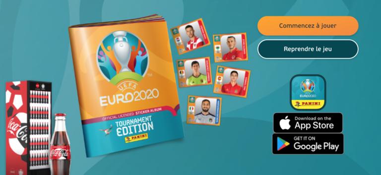 Album Panini Euro 2020