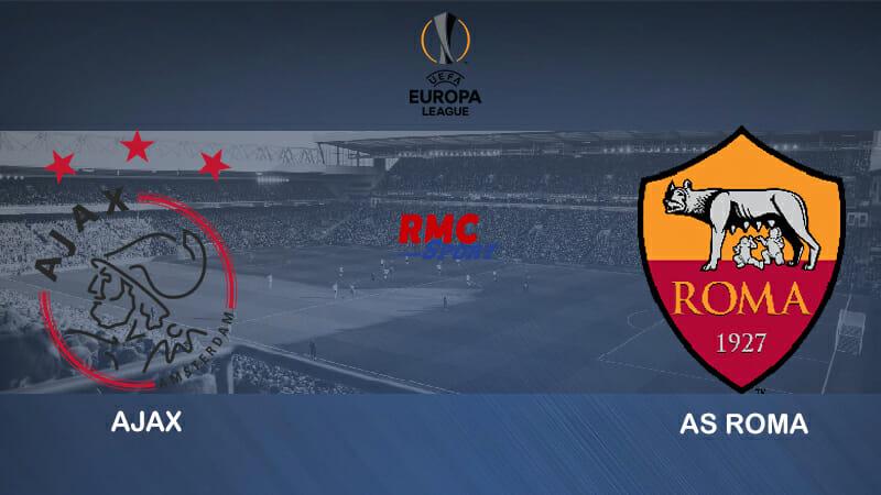 Pronostic Ajax AS Roma