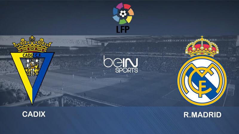 Pronostic Cadix Real Madrid