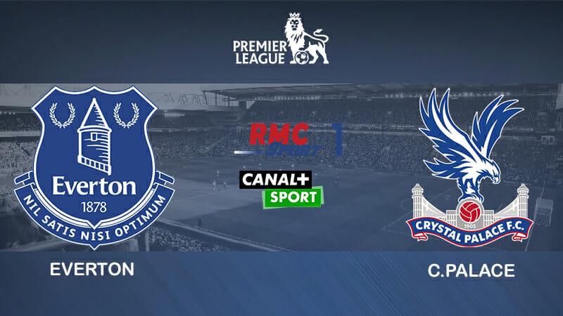 Pronostic Everton Crystal Palace