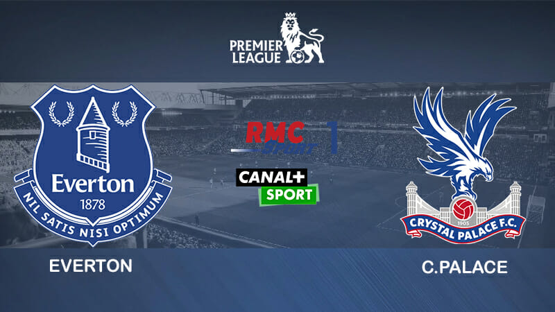 Pronostic Everton Crystal Palace