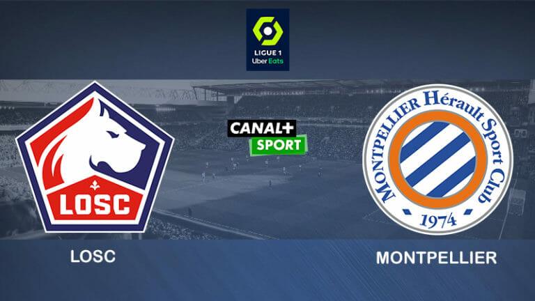 Pronostic Lille Montpellier