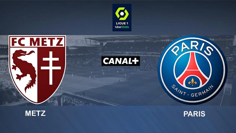 Pronostic Metz PSG