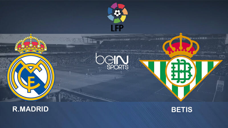 Pronostic Real Madrid Betis