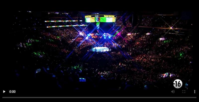 UFC streaming RMC Sport