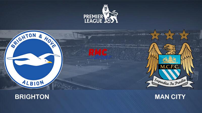 Pronostic Brighton Manchester City