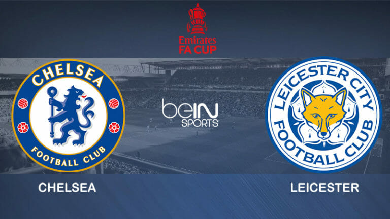 Pronostic finale FA Cup Chelsea Leicester