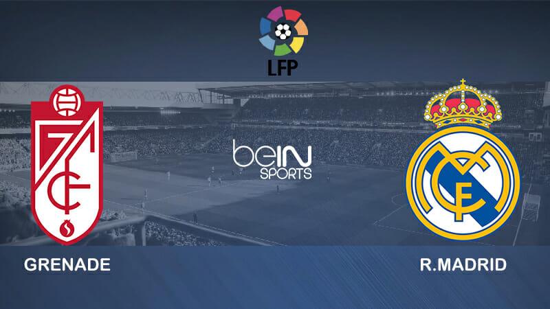 Pronostic Grenade Real Madrid