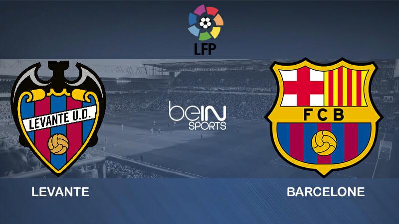 Pronostic Levante Barcelone