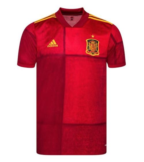 Maillot Espagne Euro 2021