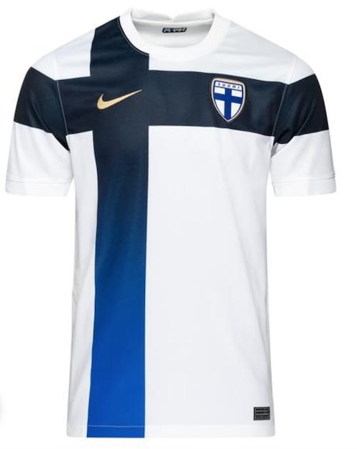 Maillot Finlande Euro 2021