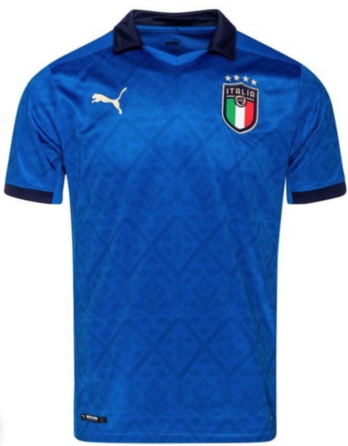 Maillot Italie Euro 2021