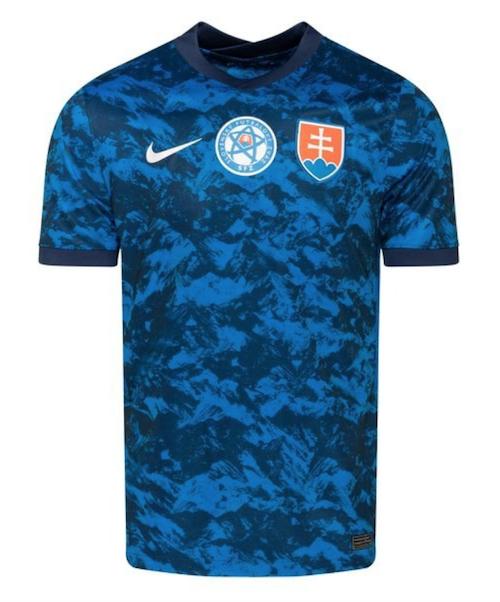 Maillot Slovaquie Euro 2021
