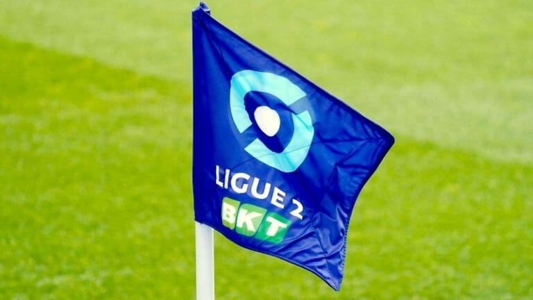 Pronostics 1ère journée Ligue 2 2021/2022