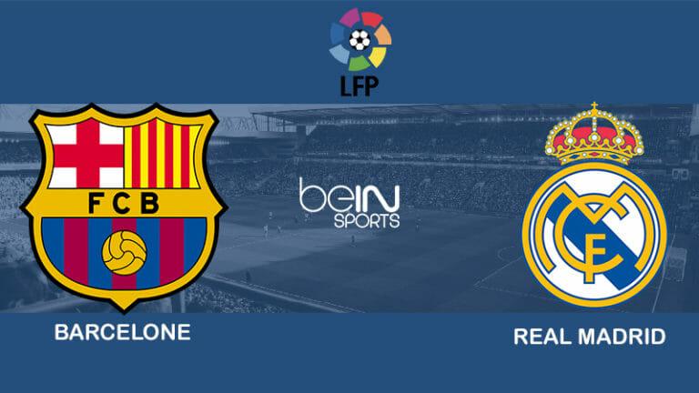 Pronostic Clasico Barça Real